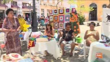 1º Encontro de Fuxiqueiras acontece no Mercado Público, em Florianópolis - 1º Encontro de Fuxiqueiras acontece no Mercado Público, em Florianópolis