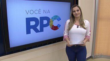 Paraná TV corrige informação com a ajuda do telespectador - A Fran Ruiz enviou uma mensagem pelo aplicativo Você na RPC.