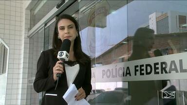 Envolvidos em esquema de desvio de recursos da saúde prestam depoimento em São Luís - Camila Marques possui mais informações sobre o caso.