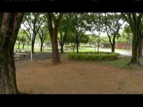 Autoridades estudam a possibilidade de implantação de uma cerca no parque Ipanema - A cerca seria implantada na área de lazer do parque.