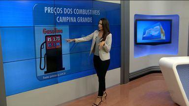 Procon divulga pesquisa com preços de combustíveis em Campina Grande - A gasolina está custando R$ 3,99 em alguns postos.