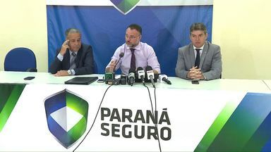 Secretário de Segurança do Paraná anuncia construção de novo presídio em Piraquara - Sete mil novas vagas devem ser abertas em outras unidades espalhadas pelo estado.