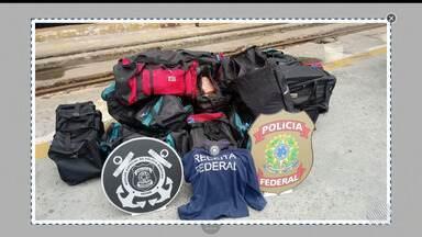 Destaques do dia: mais de meia tonelada de cocaína é apreendida no porto de Salvador - Veja esse outros fatos que marcaram a quinta-feira (16).