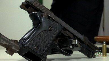 Polícia já apreendeu neste ano mil armas a mais que o total de 2016 - Confira mais notícias em G1.Globo.com/CE