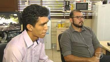 Estudantes criam jogo virtual que destaca a cultura e pontos turísticos da região - Jogo foi levado para um evento nacional e foi elaborado por acadêmicos da Universidade Federal do Oeste do Pará.