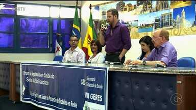 Fórum de Vigilância em Saúde acontece em Petrolina - A ideia é melhorar a saúde pública dos municípios