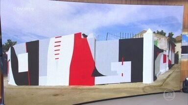 Telão do Encontro: Fredone Fone - Artista nasceu na periferia de Serra Dourada no Espírito Santo