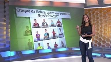 Vote no Craque da Galera para o Brasileirão 2017 - Vote no Craque da Galera para o Brasileirão 2017