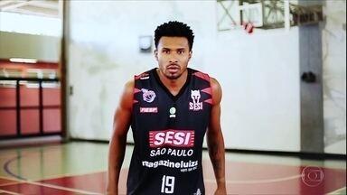 Após carreira longa na NBA, Leandrinho fecha com o Franca para jogar a NBB - Após carreira longa na NBA, Leandrinho fecha com o Franca para jogar a NBB