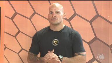 Xande Ribeiro, hepta campeão mundial de jiu-jitsu vem a Teresina para evento - Xande Ribeiro, hepta campeão mundial de jiu-jitsu vem a Teresina para evento