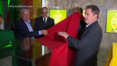 Federação Gaúcha de Futebol completa 100 anos - Felipão foi um dos homenageados da festa, que aconteceu na sexta-feira (17).