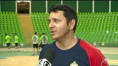 JES joga partida decisiva no Verdão pela Liga Nordeste de Futsal - JES joga partida decisiva no Verdão pela Liga Nordeste de Futsal