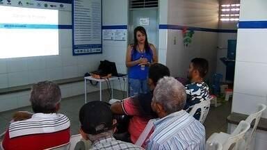 Consultas para homem são disponibilizadas durante o Novembro Azul - Campanha visa aumentar a oferta de consulta opara os homens,.