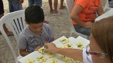 Especialistas em disfunção de leitura alertam para este problema durante evento em Caucaia - Esse problema atinge principalmente as crianças, segundos os profissionais.