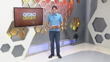 Veja a íntegra do Globo Esporte AM deste sábado (18) - Programa foi apresentado por Thiago Guedes