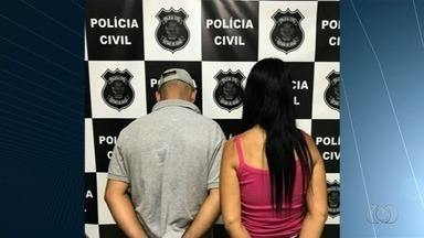 Polícia prende donos de casa de prostituição e apreende adolescente apontada como gerente - Este é o terceiro estabelecimento do ramo fechado no município. Operação visa combater a exploração sexual.