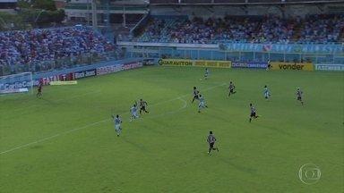 Santa Cruz perde para o Paysandu - Time agora é o vice-lanterna do campeonato.
