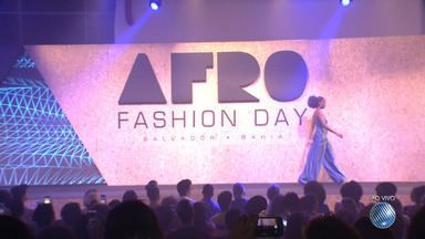 Afro Fashion Day: valorização da cultura do povo negro é destaque no Porto de Salvador - Evento é realizado pelo Jornal Correio e reúne música e moda.