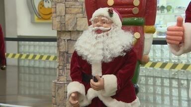 'Mundo Encantado do Papai Noel' inicia neste domingo (19), em Manaus - Studio 5 abre portas de espaço temático até o dia 23 de dezembro.