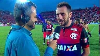 """Mancuello fala sobre volta ao time e gol: """"Fico feliz por ter ajudado"""" - Mancuello fala sobre volta ao time e gol: """"Fico feliz por ter ajudado"""""""