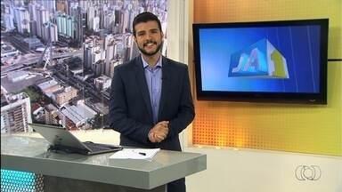 Confira os destaques do Jornal Anhanguera 1ª Edição desta segunda-feira (20) - O caso de uma casa que foi destruída por uma caixa d'água está entre as reportagens.