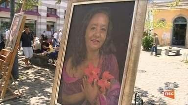 Campanha de combate à violência contra as mulheres tem programação em Florianópolis - Campanha de combate à violência contra as mulheres tem programação em Florianópolis