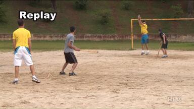Veja quem são os vencedores da Competição de Bets do Boqueirão - O esporte é antigo, mas ainda está presente nas brincadeiras dos jovens.