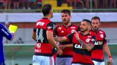 Imprevisível, o Brasileirão tem rodada com golaços e briga entre Rodolpho e Vizeu - Imprevisível, o Brasileirão tem rodada com golaços e briga entre Rodolpho e Vizeu