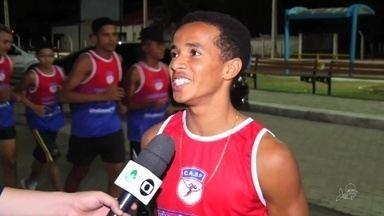 Confira o bloco de esporte do CETV Cariri desta segunda-feira (20) - Saiba mais em g1.com.br/ce