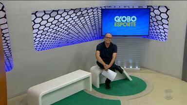 Confira a íntegra da edição de hoje do Globo Esporte - Veja os principais destaques da área esportiva na região de Campina Grande