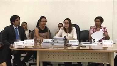 MP diz que vai ajuizar ação de improbidade contra prefeito e secretária da saúde de Aracaj - MP diz que vai ajuizar ação de improbidade contra prefeito e secretária da saúde de Aracaju.