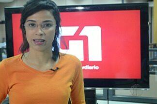 Destaques do G1: Suzano amplia postos de saúde com vacina contra febre amarela - Agora, dose contra a doença também pode ser encontrada no posto de saúde de Palmeiras e Boa Vista.