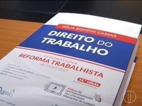 Série do MG Inter TV vai mostrar as mudanças nas leis trabalhistas - Primeira reportagem mostra como vai funcionar o trabalho intermitente.