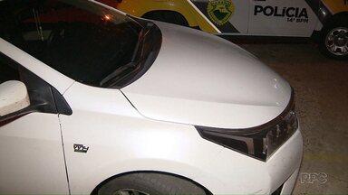 Iguaçuenses cruzam a fronteira para resgatar veículos roubados no Brasil. - Medida não é recomendada pela polícia.