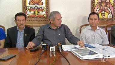Prefeitura de Santarém anuncia que encerrará o contrato de concessão pública com a Cosanpa - A dificuldade da empresa em cumprir as obrigações com a população levou à essa decisão.