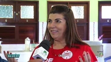 Hemoce Cariri inicia campanha para captar novos doadores de sangue - Saiba mais em g1.com.br/ce
