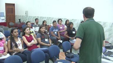 Evento no AP ensina empreendedorismo, sonorização e técnica vocal para músicos católicos - 1ª Semana do Músico Católico começou na segunda-feira (20).