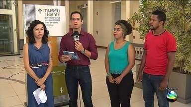 Museu da Gente Sergipana celebra Dia da Consciência Negra - Museu da Gente Sergipana celebra Dia da Consciência Negra.