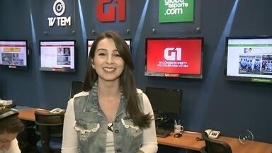 Mayara Corrêa traz os assuntos de destaque do G1 no TEM Notícias - Mayara Corrêa traz os assuntos de destaque do G1 no TEM Notícias de Rio Preto nesta terça-feira (21).