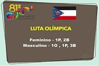 Mogi das Cruzes garante medalhas em mais um dia dos Jogos Abertos do Interior - Cidade conquistou medalhas na luta olímpica e na natação. Confira todos os resultados do Alto Tietê.
