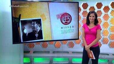 Globo Esporte RS - Bloco 3 - 21/11 - Assista ao vídeo.