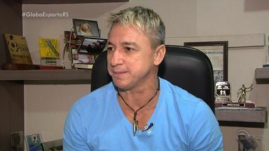 Predes7inados: campeão da Libertadores em 95, Paulo Nunes fala sobre título - Série do Globo Esporte tem entrevistas com os camisas 7 que fizeram história pelo Grêmio.