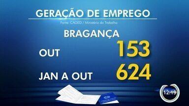 Ministério do Trabalho divulgou dados do Caged - Veja os números da região bragantina.
