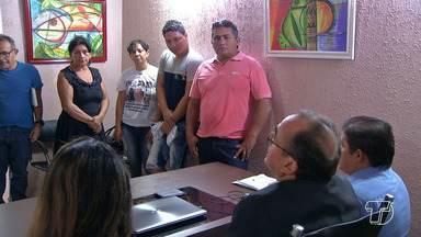 Familiares de vítimas do rebocador acionam a justiça por descumprimento de prazos - As famílias alegam que há falhas no plano de reflutuação.