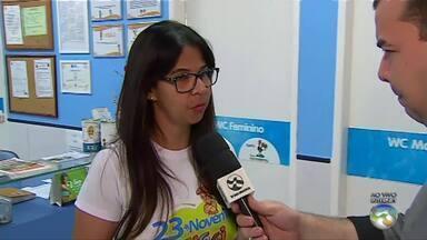 Icia realiza ações para comemor Dia Nacional de Combate ao Câncer Infanto-juvenil - Atendimentos médicos sobre o diagnóstico precoce estão sendo realizados em Caruaru.