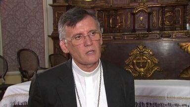 Dom Antônio Tourinho Neto é nomeado pelo papa como bispo de diocese na Bahia - Dom Antônio é arcebispo auxiliar da Arquidiocese de Olinda e Recife.