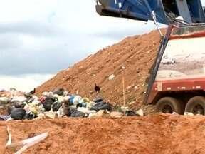 Falta de área adequada para descarte de lixo causa efeitos em Presidente Prudente - Acordo com consórcio pode ser formalizado em 2018.