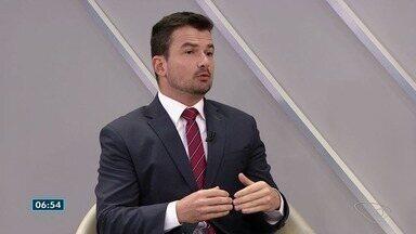 Professor de Direito da Ufes comenta proposta de fim do foro privilegiado para políticos - Texto ainda precisa passar por comissão especial e pelo plenário da Casa.