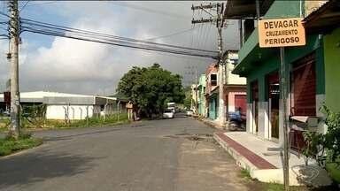 Moradores de bairro em Colatina, ES, reclamam de perigo em cruzamento - Prefeitura informou que mantém o monitoramento do cruzamento.