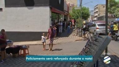 PM vai reforçar policiamento para as vendas de Natal em Cuiabá - PM vai reforçar policiamento para as vendas de Natal em Cuiabá.